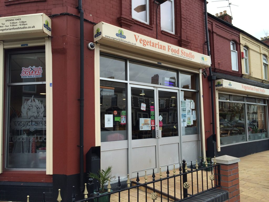 Review: Vegetarian Food Studio