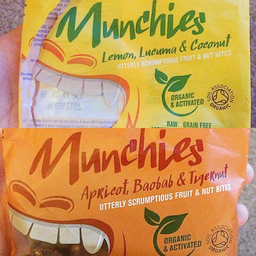 review: raw gorilla munchies